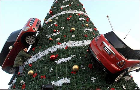 christmas in july � take 2 bmw mini of sterling