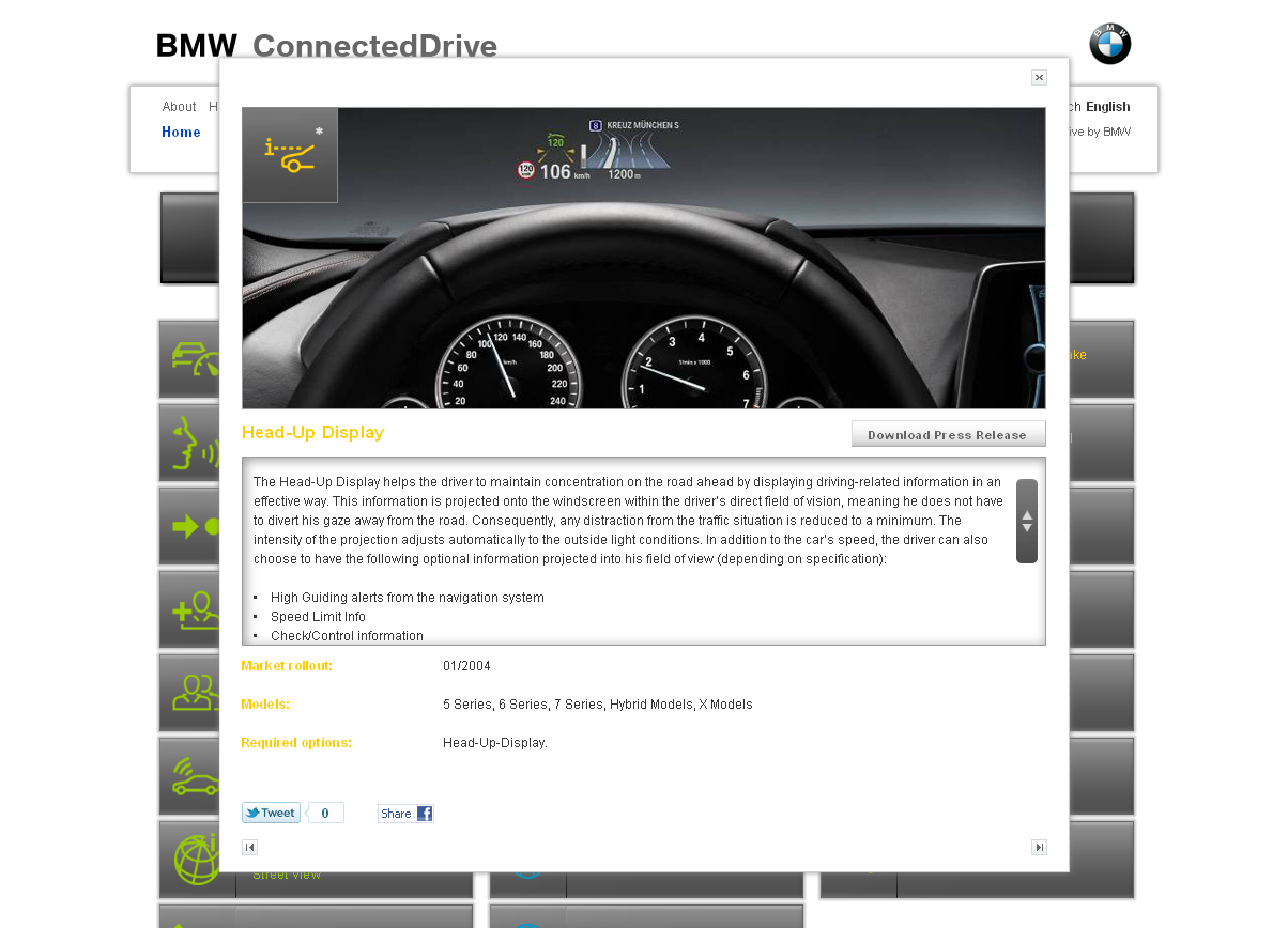 bmw launches connected drive online portal   bmw mini of sterling