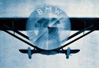 Original BMW logo