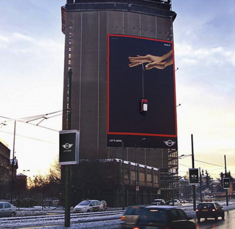 Creative Mini Cooper Advertising Bmw Mini Of Sterling